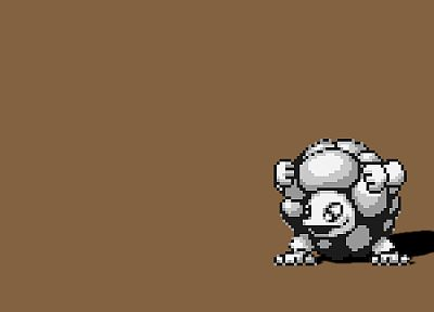 Pokemon, Golem - desktop wallpaper