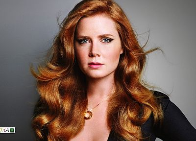 women, actress, redheads, Amy Adams - random desktop wallpaper