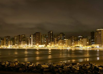 landscapes, cityscapes, dual screen, urban, buildings - related desktop wallpaper