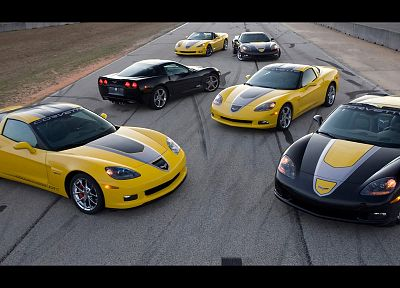 cars, Chevrolet, vehicles, Chevrolet Corvette - desktop wallpaper
