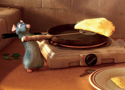 Pixar, movies, remy, Ratatouille - random desktop wallpaper