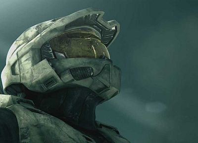 video games, Xbox, helmet, Halo, Master Chief, Microsoft - random desktop wallpaper