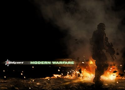 video games, Call of Duty: Modern Warfare 2 - related desktop wallpaper