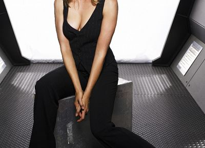 Battlestar Galactica, Lucy Lawless - random desktop wallpaper
