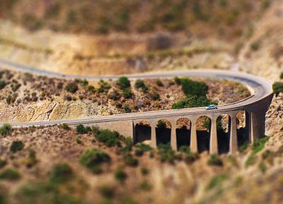 landscapes, tilt-shift - related desktop wallpaper