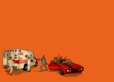 minimalistic, vectors, funny, Threadless - related desktop wallpaper