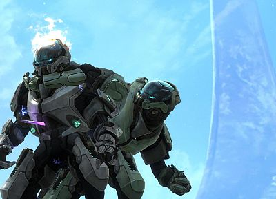 Halo Reach - desktop wallpaper