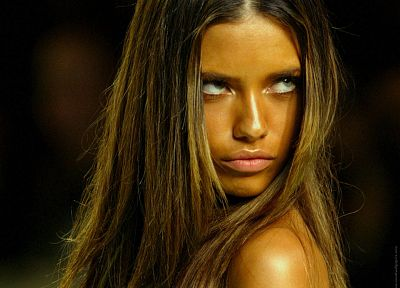 women, Adriana Lima, models - random desktop wallpaper