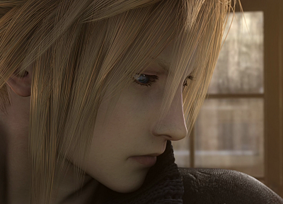 Final Fantasy, Final Fantasy VII Advent Children, Cloud Strife - related desktop wallpaper