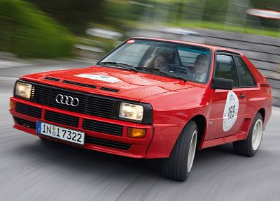 cars, Audi, vehicles, Quattro - related desktop wallpaper