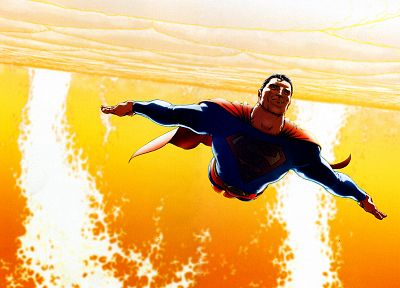 DC Comics, Superman - random desktop wallpaper