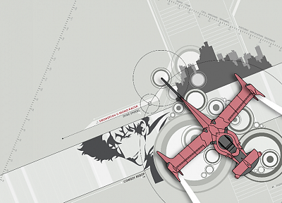 Cowboy Bebop, Spike Spiegel, Swordfish II - related desktop wallpaper