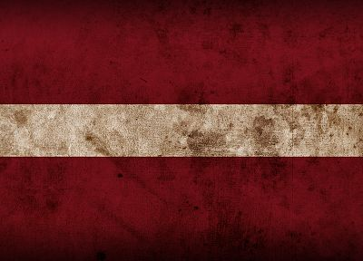 grunge, flags, Latvia - random desktop wallpaper