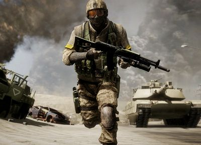 video games, Battlefield, Battlefield Bad Company 2, games - related desktop wallpaper