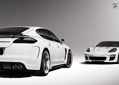 cars, Porsche Panamera - random desktop wallpaper
