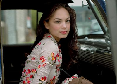 women, Kristin Kreuk - random desktop wallpaper