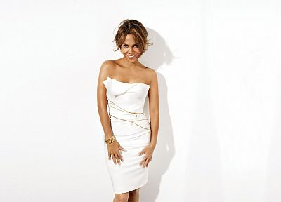 women, celebrity, Halle Berry - random desktop wallpaper