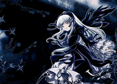 Rozen Maiden, Suigintou - related desktop wallpaper