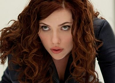 women, Scarlett Johansson, actress, Iron Man 2 - related desktop wallpaper