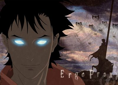 Ergo Proxy, anime - random desktop wallpaper