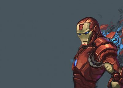 Iron Man, Marvel Comics - related desktop wallpaper
