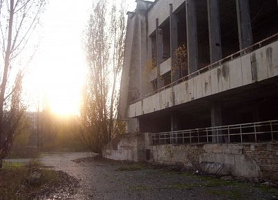 ruins, architecture, Pripyat, Ukraine, abandoned city - related desktop wallpaper
