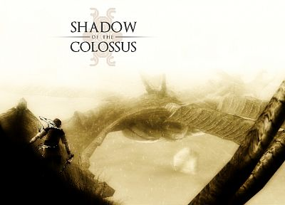 video games, Shadow of the Colossus - related desktop wallpaper