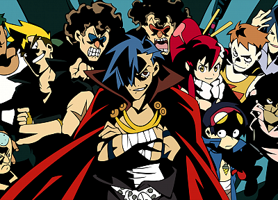 Tengen Toppa Gurren Lagann - related desktop wallpaper
