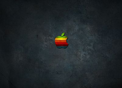 computers, Internet, multicolor, Apple Inc., Mac, logos - random desktop wallpaper