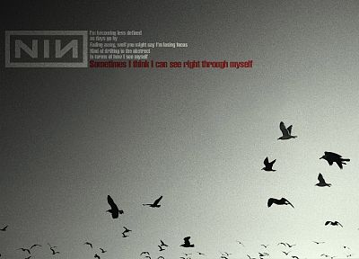 Nine Inch Nails, music bands - duplicate desktop wallpaper