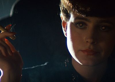 Blade Runner, Sean Young - random desktop wallpaper