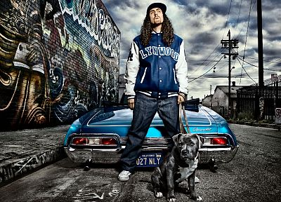 parody, Weird Al Yankovic, gangsta - random desktop wallpaper