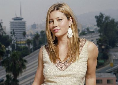 women, actress, Jessica Biel - related desktop wallpaper
