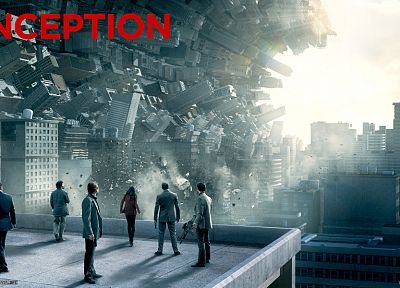 movies, Inception - random desktop wallpaper