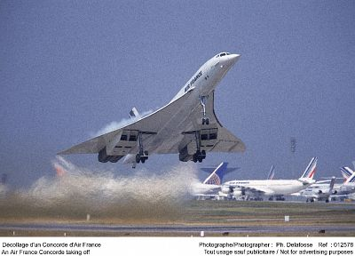 Concorde - related desktop wallpaper