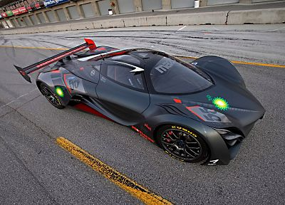cars, Mazda, vehicles, concept cars, Mazda Furai, race tracks - desktop wallpaper
