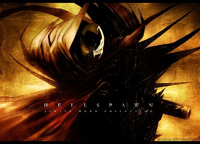 Spawn, Hellspawn - random desktop wallpaper
