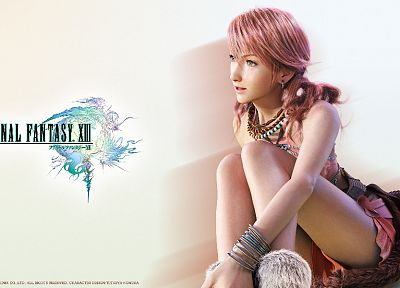 Final Fantasy, video games, Oerba Dia Vanille - related desktop wallpaper