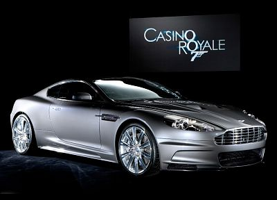 cars, Aston Martin, James Bond, Casino Royale, vehicles - random desktop wallpaper
