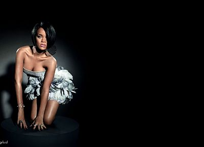 women, black people, Rihanna, celebrity, singers - related desktop wallpaper
