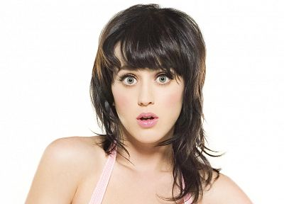 women, Katy Perry, celebrity, singers, bangs - desktop wallpaper