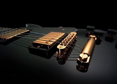 electric guitars - random desktop wallpaper