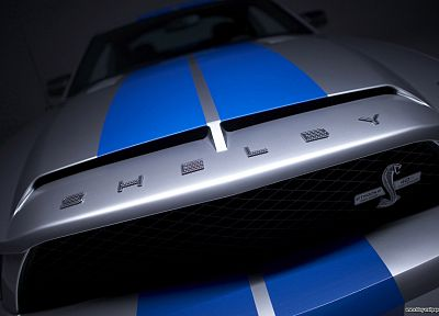 cars, Ford Mustang Shelby GT500KR - random desktop wallpaper