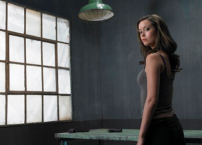 Summer Glau, Terminator The Sarah Connor Chronicles - related desktop wallpaper