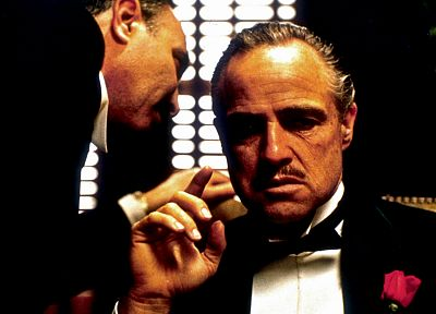 mafia, The Godfather, Vito Corleone - desktop wallpaper