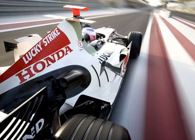 Honda, cars, Formula One, vehicles, Jenson Button - related desktop wallpaper