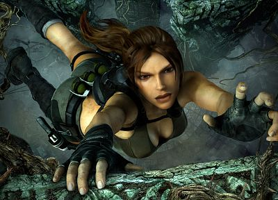 Tomb Raider, Lara Croft - random desktop wallpaper