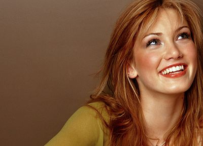 women, Delta Goodrem, smiling, singers, Australian, laughing - desktop wallpaper