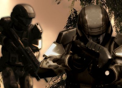 video games, Halo, Halo ODST, Halo Reach - related desktop wallpaper