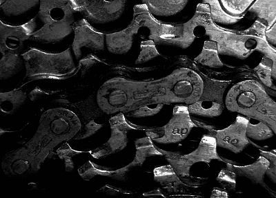 bicycles, gears, chains - related desktop wallpaper
